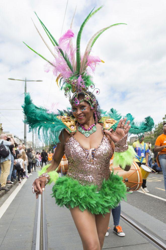 Edinburgh Carnival Festival 2019- Photographs by Cameron Allan Photography Ltd.